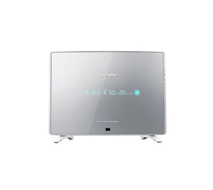 [C] 청호 울파 공기청정기 휘바람 숨소리(스탠드) 실버 CHA-N500AU / 월 31,900원