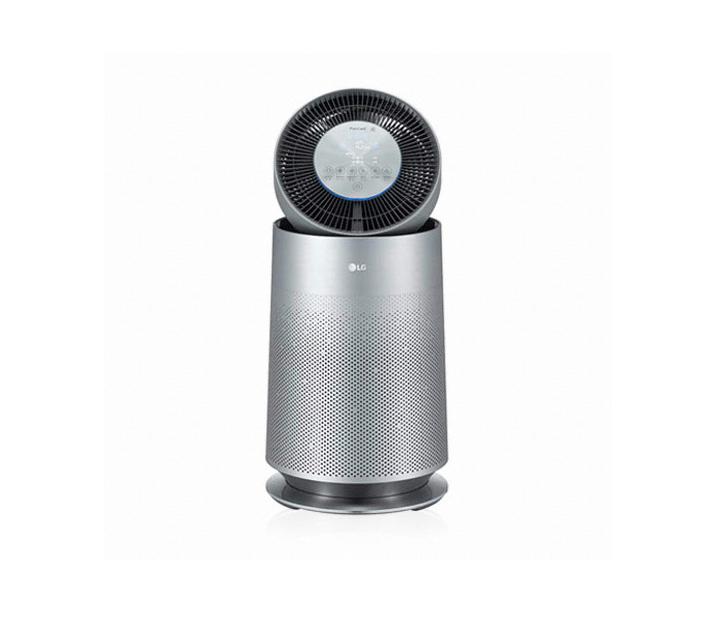 [L] LG전자 퓨리케어 360도 펫 공기청정기 19평형 실버 AS190DNPA  / 월35,000원