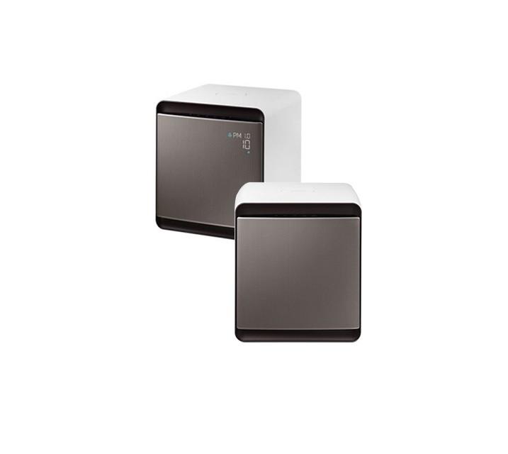 [L] 삼성 큐브 공기청정기 14평X2대 AX47R9880WFD(2)  / 월35,600원