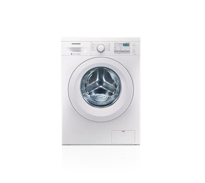 [L] 삼성 세탁기 드럼 9Kg 화이트 WW90T3000KW / 월19,900원