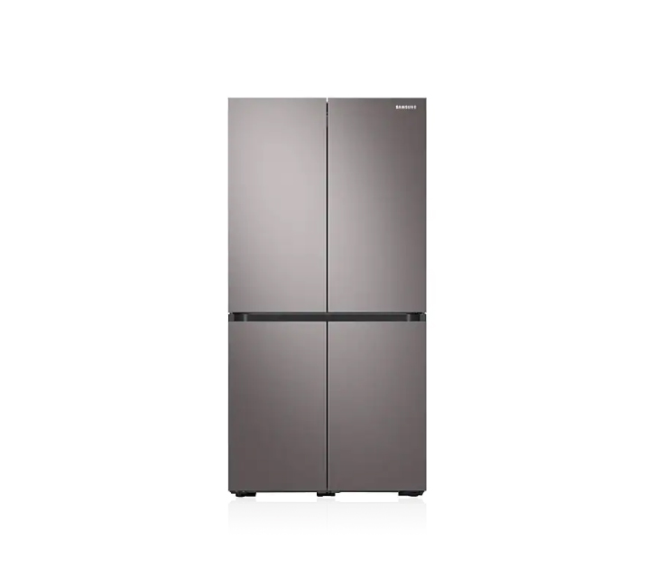 [L] 삼성 냉장고 비스포크 871L 브라우니 실버 RF85R9013T1 / 월 54,400원