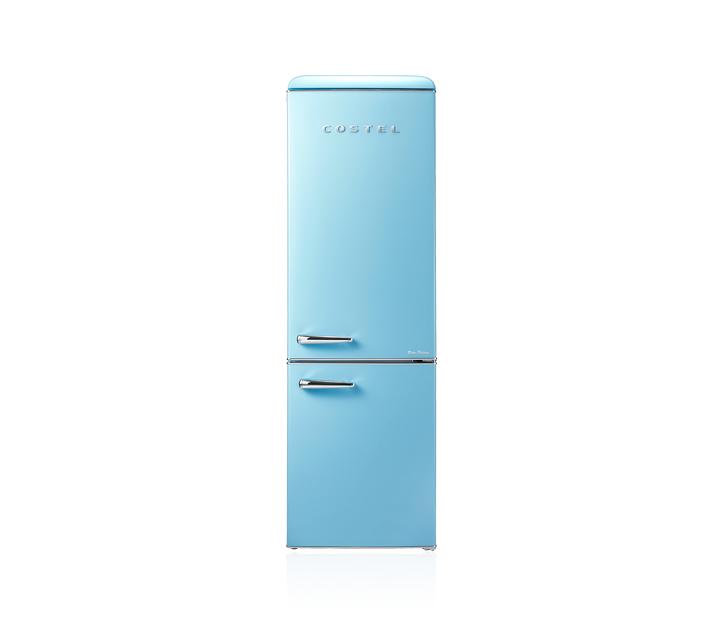 [L] 코스텔 냉장고 300L 스카이블루 CRS-300GABU / 월30,900원