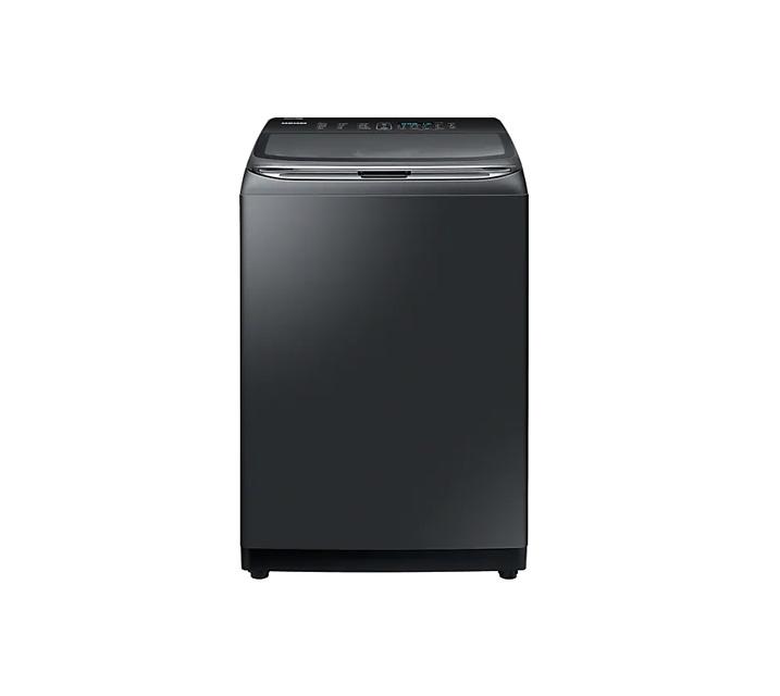 [L] 삼성 전자동 세탁기 18 kg 블랙 케비어 WA18T7650KV / 월20,900원
