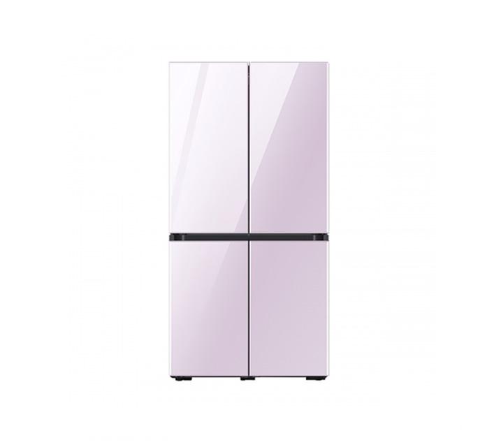 [L] 삼성 냉장고 4도어 비스포크 양문형 871L 글램라벤더 RF85T901338 / 월 64,900원