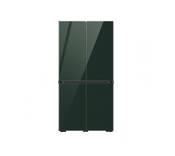 [L] 삼성 냉장고 4도어 비스포크 양문형 871L 글램딥그린 RF85T901342 / 월 64,900원