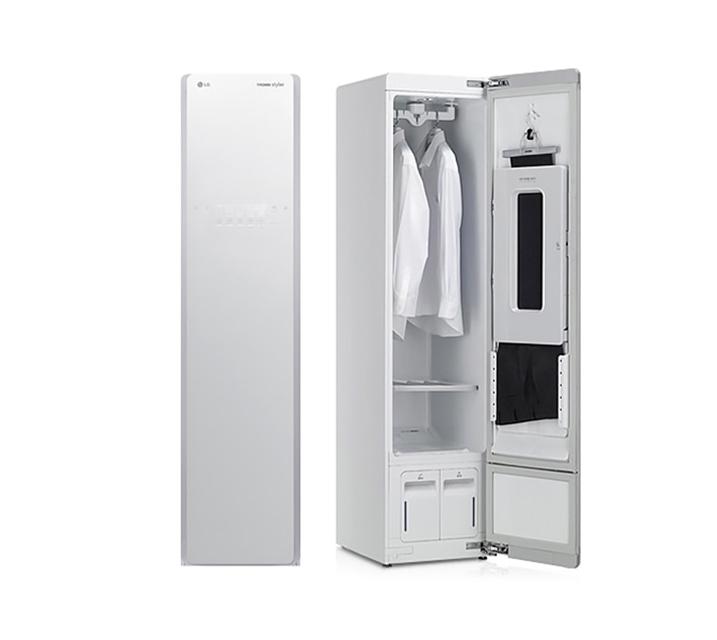 [L] LG  트롬 스타일러 의류관리기 고급형 린넨화이트 S3WFS / 월 37,900원