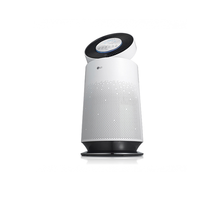 [L] LG전자 퓨리케어 360도 공기청정기 19평형 화이트 AS191DWFA  / 월22,900원