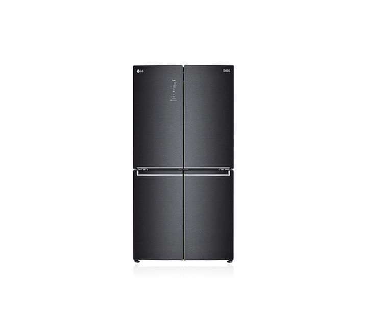 [S] LG 디오스 더블매직스페이스 냉장고 맨해튼 미드나잇 870L F873MT55E / 월 96,000원