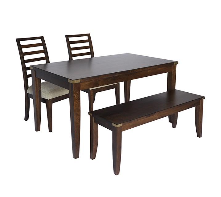 IKOL 콜비 컬렉션 4인 엔틱 식탁 세트 [ 테이블 + 의자 4개 ] / 월 89,800원