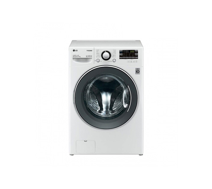 [L] LG 트롬 드럼 세탁기 화이트 15kg F15WQT / 월21,700원
