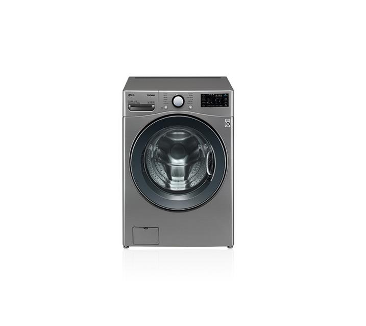 [S] LG 트롬 인버터 세탁기 18kg 모던 스테인리스 F18VDP / 월30,500원