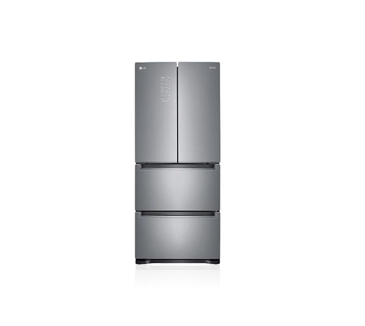 [S] LG 디오스 김치냉장고 402L 몽블랑 네이처 K410MB19E / 월58,000원