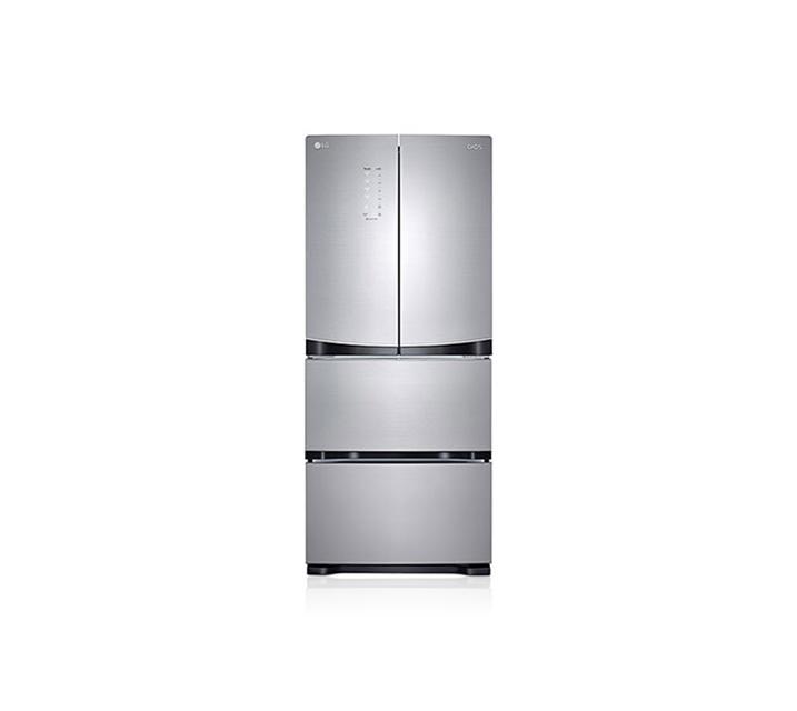 [S] LG 디오스 김치톡톡 스탠드형 김치냉장고 402L 스타리샤인 K410TS14E / 월68,500원