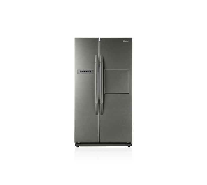 [S] 위니아대우 클라쎄 양문형 냉장고 718L 스페이스실버 EKR72DSRTS / 월32,000원