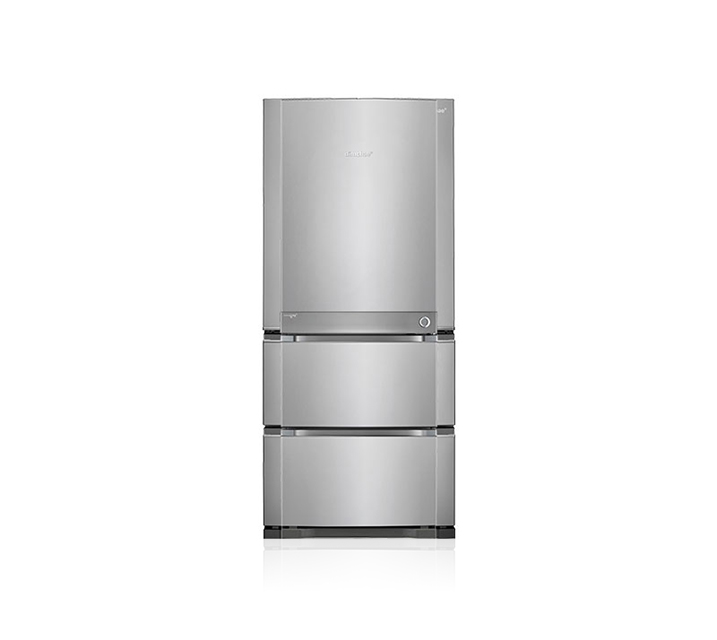 [S] 위니아 딤채 다즐링 3도어 김치냉장고 실버 418L BDT42EVMJS/ 월57,000원