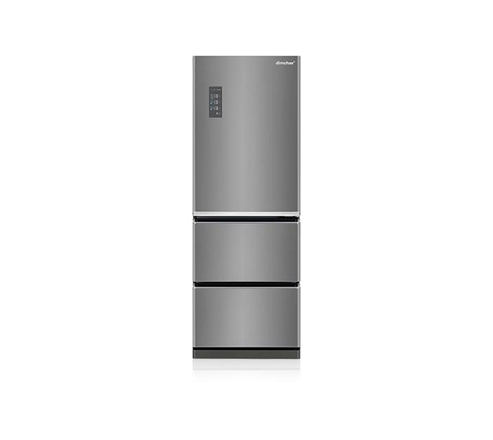 [S] 위니아 딤채 비쥬 3도어 김치냉장고 딥실버 412L BDT41EKRJD / 월54,000원