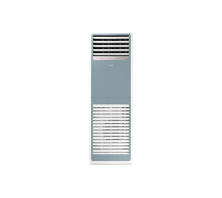 [S] 삼성 비스포크 스탠드형 인버터 중대형 냉난방기 40평형 블루 380V AP145TSPPHH7S / 월91,000원