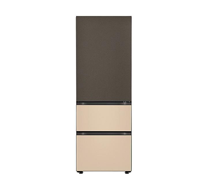 [S] LG 오브제컬렉션 스탠드형 김치냉장고 323L 스톤샌드 Z330FTS151 / 월82,500원