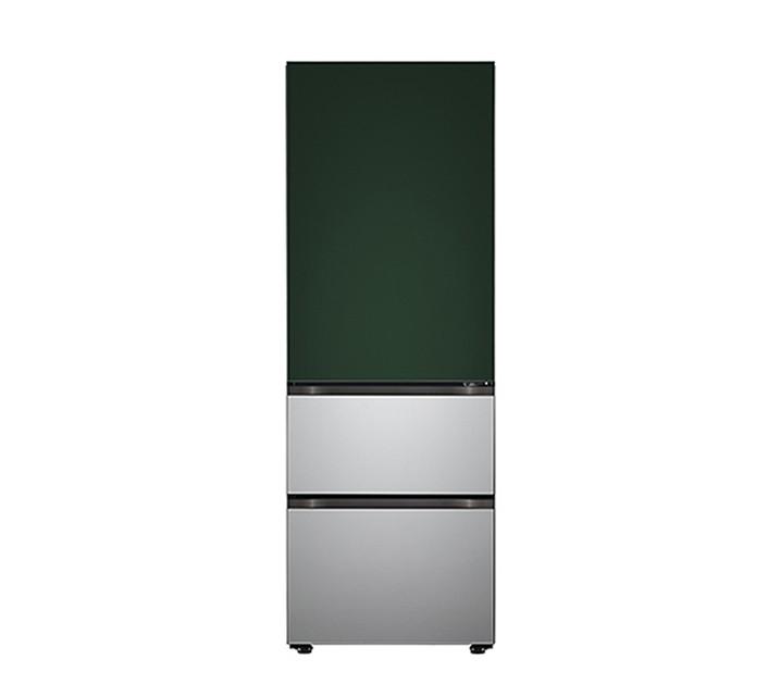 [S] LG 오브제컬렉션 스탠드형 김치냉장고 323L 그린실버 Z330SGS151 / 월70,500원