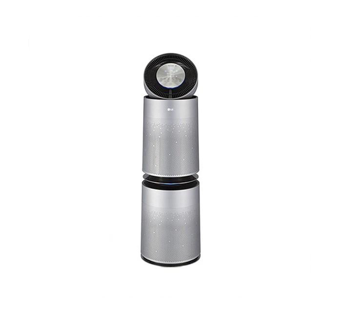 [L] LG전자 퓨리케어 360도 공기청정기 30평형 실버 AS309DNPA  / 월39,900원