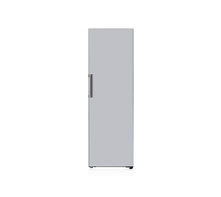 [S] LG 오브제컬렉션 컨버터블 냉장고 384L 글라스 실버 X320GSS  / 월43,000원