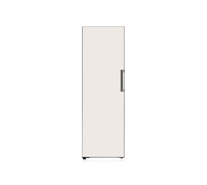 [S] LG 오브제컬렉션 컨버터블 냉동전용고 321L 베이지 Y320GB / 월44,500원
