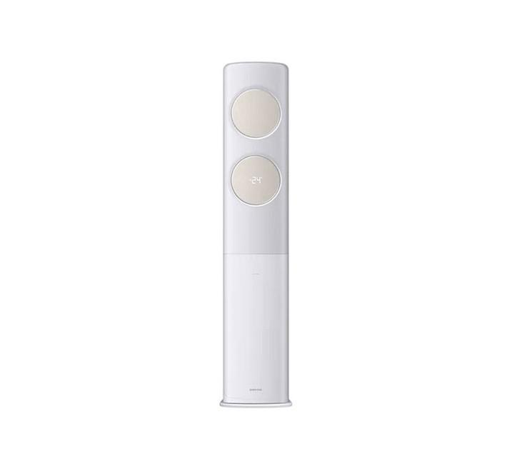 [L] 삼성 비스포크 무풍에어컨 무풍클래식 청정 17평형 (화이트/베이지) AF17A7974TZS / 월55,500원